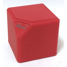 Портативная bluetooth-колонка Trust Ziva Wireless Speaker Red