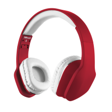 Гарнитура Trust Mobi Headphones red