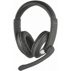 Наушники Trust Reno Headset Black