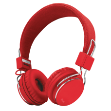 Гарнитура Trust Ziva Foldable Headphones Red